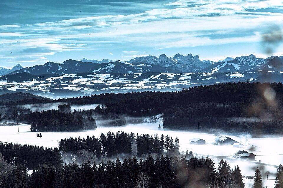 Die Allgäuer Berge